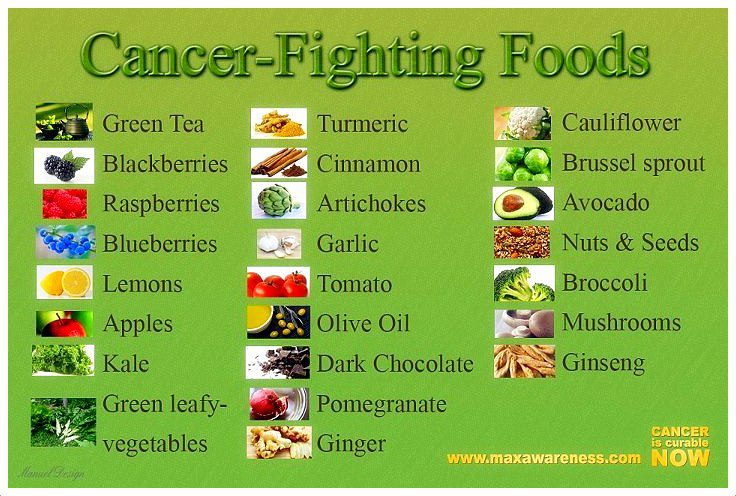 F5 cancer-fighting-foods